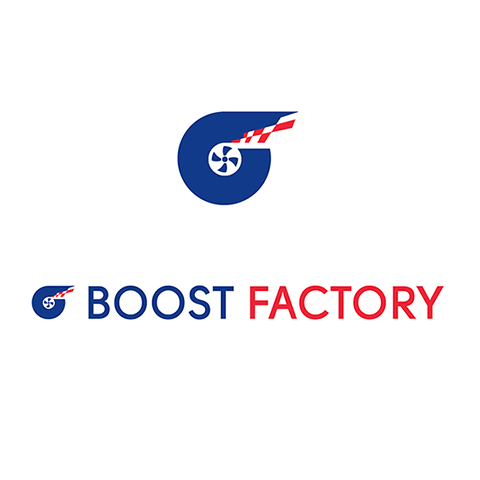 Logo by Boost Factory