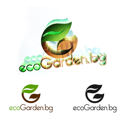 Logo by ecogarden.bg