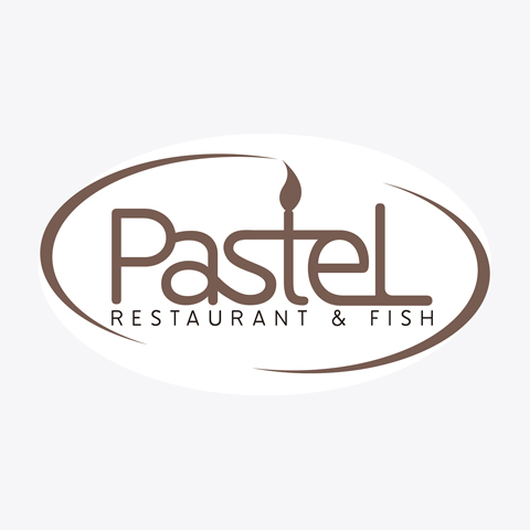 Logo by Pastel Restaurant & Fish