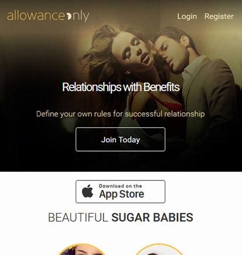 Website by AllowanceOnly | Sugar Daddy and Sugar Babies