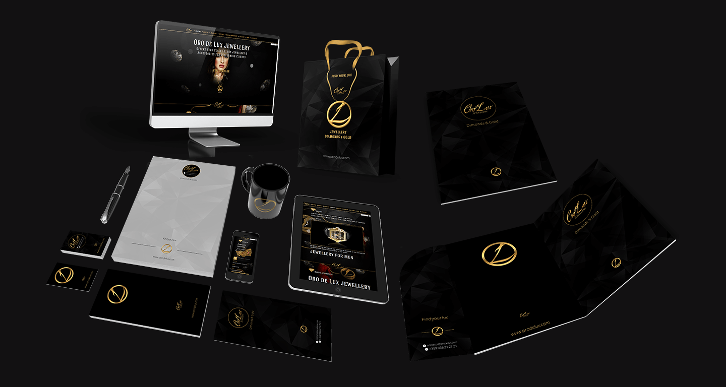 Brand design by Vlado Nacev